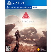 Farpoint [PS4 PlayStation VR専用ソフト]