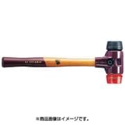 3026.05 [シンプレックスハンマーゴム(黒)トプラスティック(赤) 頭径 50mm]