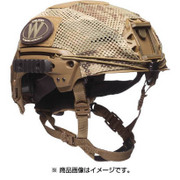 71MHCMC [Exfil LTP/カーボン用 メッシュヘルメットカバー MC]