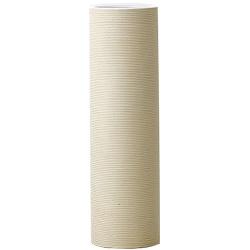 Earthenware(アーセンウェア) IVORY(アイボリー) 10φ×35H [花瓶]