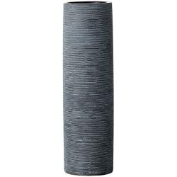 Earthenware(アーセンウェア) GRAY(グレー) 10φ×35H [花瓶]