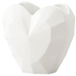Polyedre(ポリエドール) MATT 10.5L×6.5W×10.5H [花瓶]