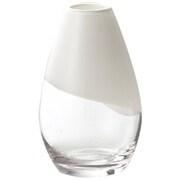 Relation drop(リレーション ドロップ) WHITE(ホワイト) 8φ×13H [花瓶]