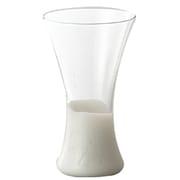 Relation ripple(リレーション リップル) WHITE(ホワイト) 7.5φ×13H [花瓶]