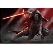 STAR WARS Kylo Ren in the Dark [3Dポストカード]
