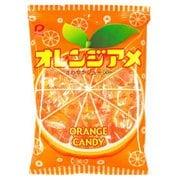 オレンジアメ 120g [菓子 1袋]