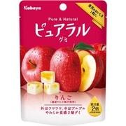 ピュアラルグミ りんご 45g [菓子 1袋]