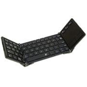 3E-BKY5-BK [タッチパッド付 Bluetooth Keyboard Touch+ 3つ折りタイプ ケース付属 ブラック]