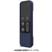 EL_ATVCSSCR1_JI [elago(エラゴ) R1INTELLI(シリコンケース リモコンストラップ付) for AppleTV第4世代 JeanIndigo(ジーンインディゴ)]