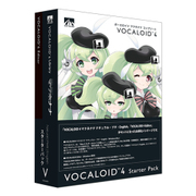 VOCALOID4 マクネナナ スターターパック N