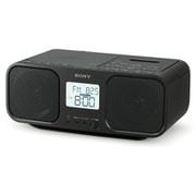 CFD-S401 B [CDラジオカセットレコーダー ワイドFM対応 ブラック]