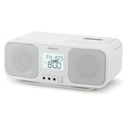 CFD-S401 W [CDラジオカセットレコーダー ワイドFM対応 ホワイト]