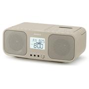 CFD-S401 TI [CDラジオカセットレコーダー ワイドFM対応 ベージュ]
