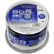 HDVBR25RP50SP [BD-R 1回録画用 6倍速 50P スピンドルケース]