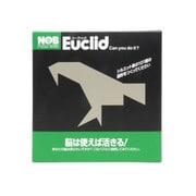 銘木NOBパズルシリーズ Euclid(ユークリッド) 6ピース [木製パズル]