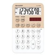 EL-760RWX [ミニミニナイスサイズ電卓 ホワイト]