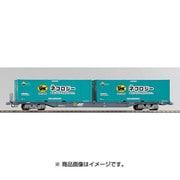 HOゲージ HO-731 コキ106(グレー・ヤマト運輸コンテナ付) [2019年7月再生産]