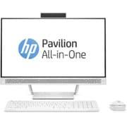Z8G32AA-AAAA [Pavilion 24-a250jp AiO スタンダードモデル 23.8インチワイド/Core i5-7400T/メモリ 8GB/1TB HDD/ドライブレス/Windows 10 Home 64ビット/リザードホワイト]