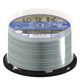 DTR85HP50SD1 [DVD+R(Data) 片面2層 1回記録用 8.5GB 2-8倍速 50枚スピンドルケース50P インクジェットプリンタ対応(ホワイト) ワイド印刷エリア対応]