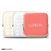 LUMENA ルーメナー7 大容量モバイルバッテリー機能付き LEDランタン レッド [アウトドアランタン]