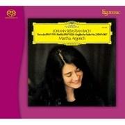 ESSG-90161 J.S.バッハ:ピアノ作品集 マルタ・アルゲリッチ(ピアノ) [SACDソフト]