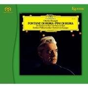 ESSG-90162 レスピーゲ:交響詩 <ローマの松>&<ローマの噴水>、アルビノーニのアダージョ他 ヘルベルト・フォン・カラヤン(指揮) ベルリン・フィルハーモニー管弦楽団 [SACDソフト]