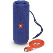 JBL FLIP4 BLU [ウォータープルーフ対応 Bluetoothスピーカー フリップ4 ブルー]