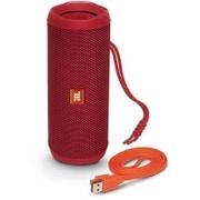 JBL FLIP4 RED [ウォータープルーフ対応 Bluetoothスピーカー フリップ4 レッド]