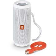 JBL FLIP4 WHT [ウォータープルーフ対応 Bluetoothスピーカー フリップ4 ホワイト]