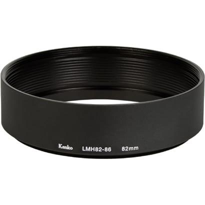 LMH82-86 BK [レンズメタルフード ブラック]