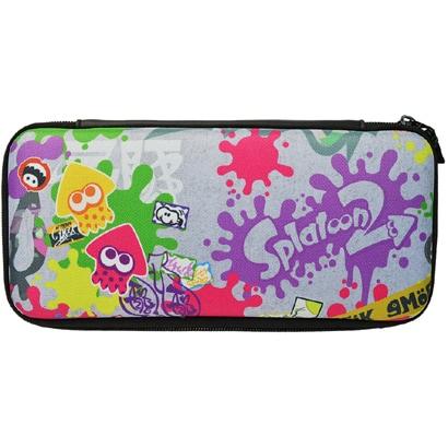 NSW-059 [Nintendo Switch専用 Splatoon2 (スプラトゥーン2) ハードポーチ for Nintendo Switch グラフィティ]
