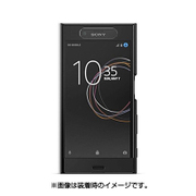 SCTG20JP/B [Xperia XZs カバー Style Cover Touch ブラック]