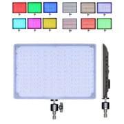 L27557 [撮影用LEDライト ワイドフルカラー VL-8200FXP バイカラー/RGB]