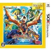 モンスターハンターストーリーズ Ver.1.2 更新版 [3DS ソフト]