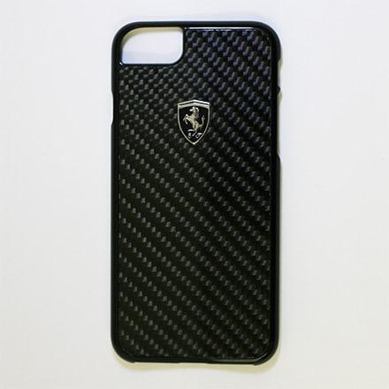 FEHCAHCP7BK [FEHCAHCP7BK iPhone 7 リアルカーボンハードケース ブラック]