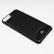 MEHCP7LCUSABBK [MEHCP7LCUSABBK iPhone 7 Plus 本革/アルミハードケース]