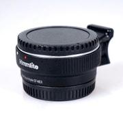CM-EF-NEX B [マウントアダプター レンズ側:キヤノンEF(EF-Sレンズ対応) ボディ側:ソニーE 電子接点付き]