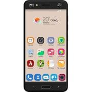 BLADEV8/GLAY [BLADE V8 Android7.0搭載 5.2インチ液晶 ミッドナイトグレー SIMフリースマートフォン]
