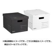 A4-NELB-D [収納ボックス NEOS Lサイズ ブラック]