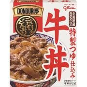 グリコ DONBURI亭 牛丼 160g