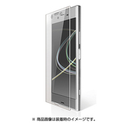 PM-XXZPFLPRG [docomo Xperia XZ Premium SO-04J 光沢 衝撃吸収 フルカバーフィルム 液晶保護フィルム]