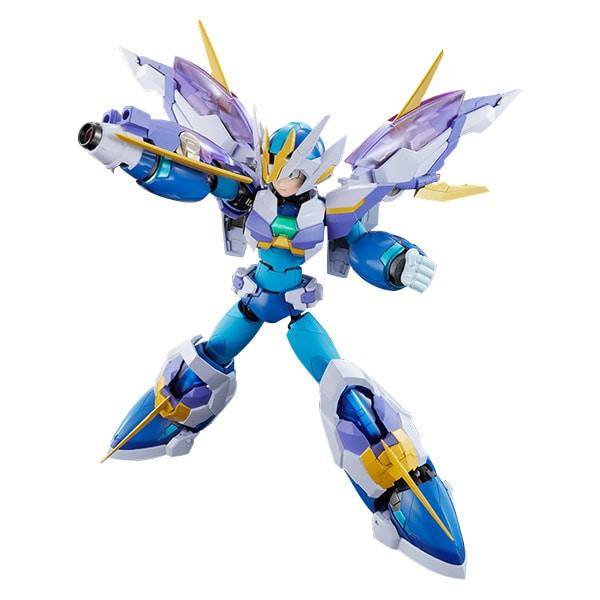 超合金 ロックマンX GIGA ARMOR エックス [全高約140mm 塗装済み可動フィギュア]