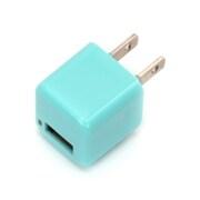 PG-UAC10A03BL [USB電源アダプタ 1ポート 1A ブルー]