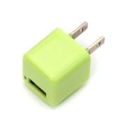 PG-UAC10A05GR [USB電源アダプタ 1ポート 1A グリーン]