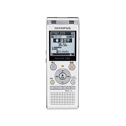 V-862 WHT [ICレコーダー Voice-Trek ホワイト]