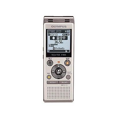 V-863 GLD [ICレコーダー Voice-Trek シャンパンゴールド]