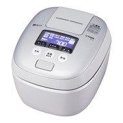 JPC-A101 WH [圧力IH炊飯器 炊きたて 熱流&熱封土鍋コーティング 5.5合炊き ホワイトグレー]