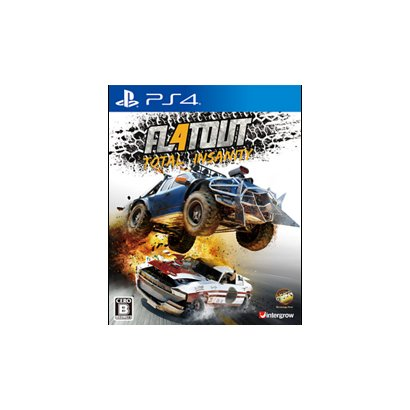 FlatOut 4: Total Insanity [PS4ソフト]