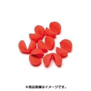 ゴムコートガン玉 6 赤 [シンカー・オモリ 磯・堤防釣り用]