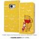 RT-DGAJ4T PO [Galaxy Feel SC-04J ディズニー 手帳型ケース スタンディング カーシヴ プーさん]